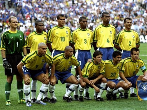 Brazil National Football Team Fifa Corruption Nike And The National