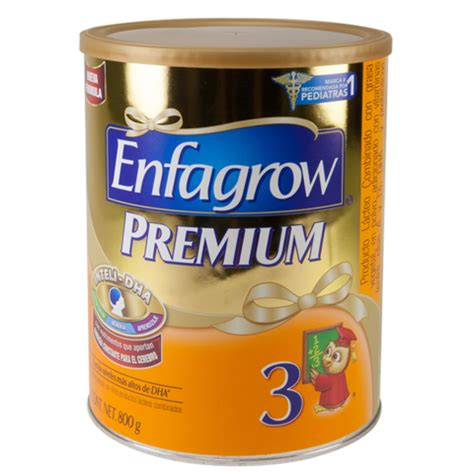 Enfagrow A 3 800 G by Enfagrow Premium 3 Lata 800 Gr Farmacias San Pablo