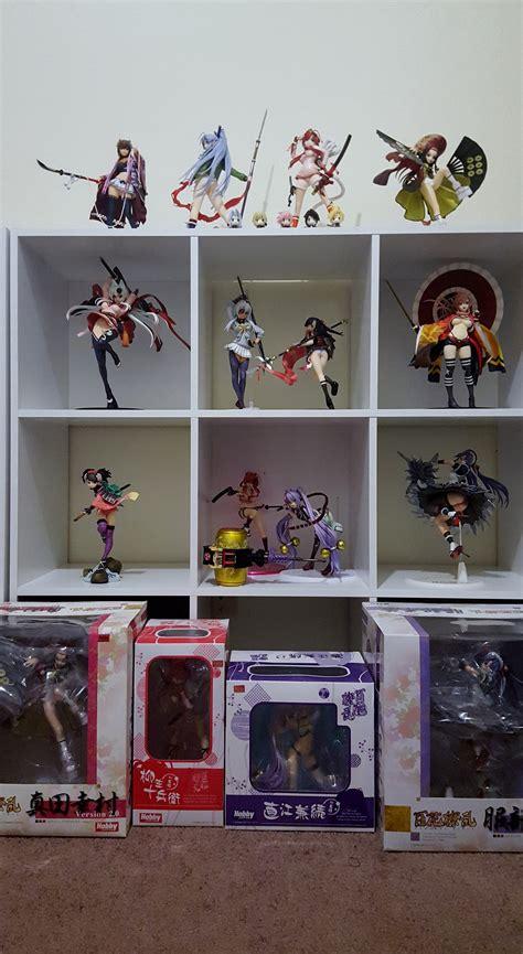 Hyakka Ryouran Gate Yagyu Jubei hyakka collection myfigurecollection net