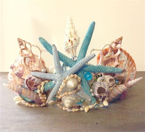 1000 Images About Mermaid Crowns 1000 Ideias Sobre Mermaid Crown No Sereias E Headpieces
