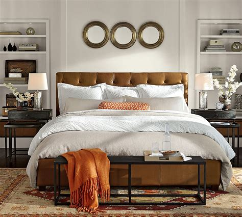pottery barn bedroom colors how to pick a color palette for your home