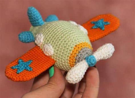 amigurumi airplane pattern free airplane free crochet pattern amigurumi today