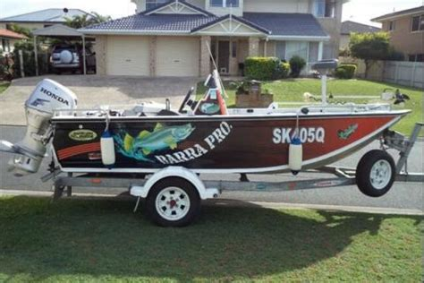 triumph boats for sale qld 2006 stacer 480 easy rider my05 www boattrader au