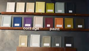 cottage paint is here to stay recent pieces and colors fabulously finished