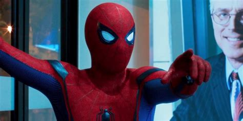 Tom Holland Ordered Coffee In His 'Spider Man: Homecoming