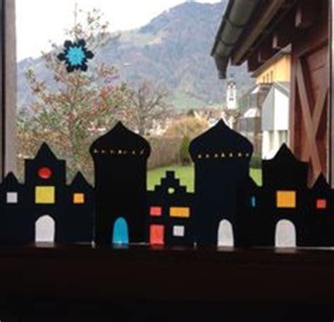 Fensterdeko Weihnachten Stadt by Basteln Mit Kindern Bastelideen Basteln