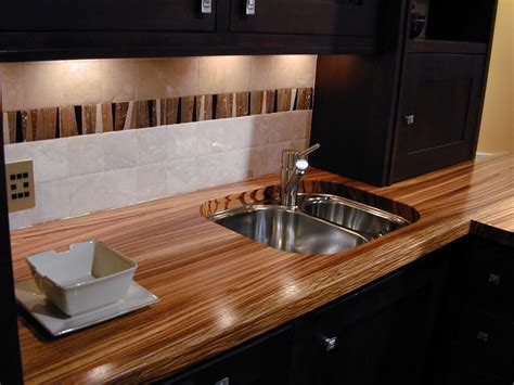 counter top premium wide plank wood gallery brooks custom