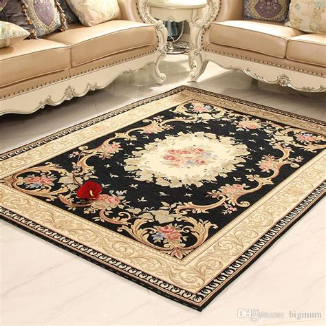 absorbent non slip modern carpet for living room bedroom