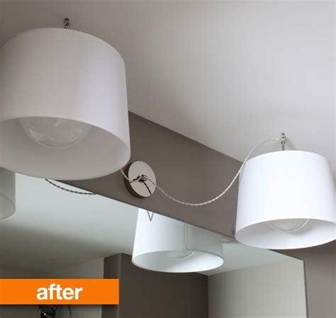 swag bathroom light fixtures 25 best ideas about swag light on touch ls