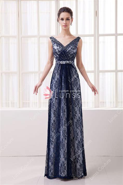 Floral Sleeveless Evening Dress sleeveless v neck floral navy slim a line vintage