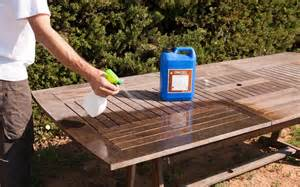 comment entretenir les mobiliers de jardin en bois sem