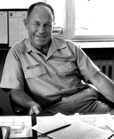 yeager biography book brig gen chuck yeager 1969 archive photo of the day