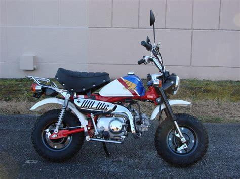 Lu Sen Honda Cb 100 Honda C 70 Depan Belakang 4 Set new 2001 honda quot baby tracker quot monkey z50 rmd motors