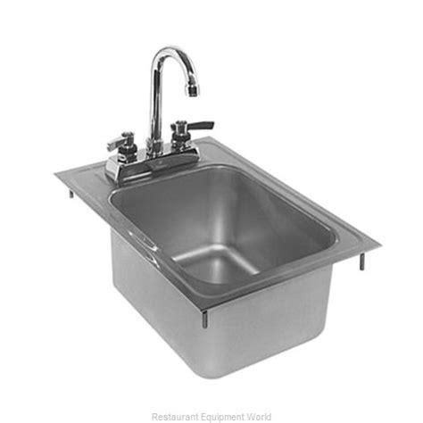 Glt Plumbing by Glastender Di Hs12 Sink Drop In Drop In Sinks