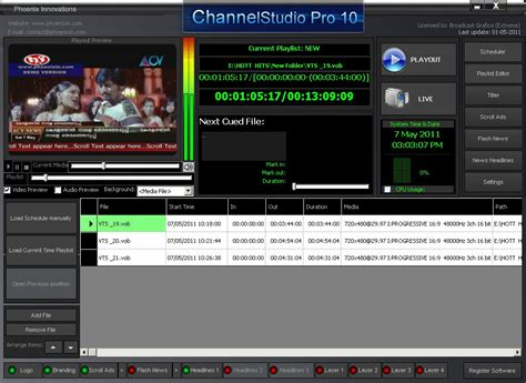 downlod file vidiomax download decklink playout software channel studio pro