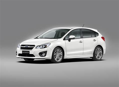 subaru hatchback white 2014 subaru impreza hatchback white top auto magazine
