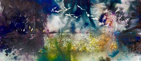 paint nite toledo cai guo qiang s spirit of painting at the prado immerses