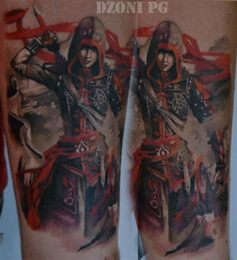 tattoo assassins jogo assassins creed tattoo china chronicles tattoos