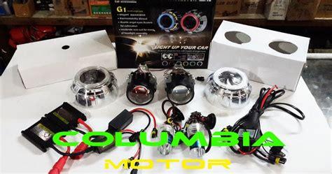 Lu Hid Projector Dan Eye Mobil Columbia Motor Aes G1 Projector
