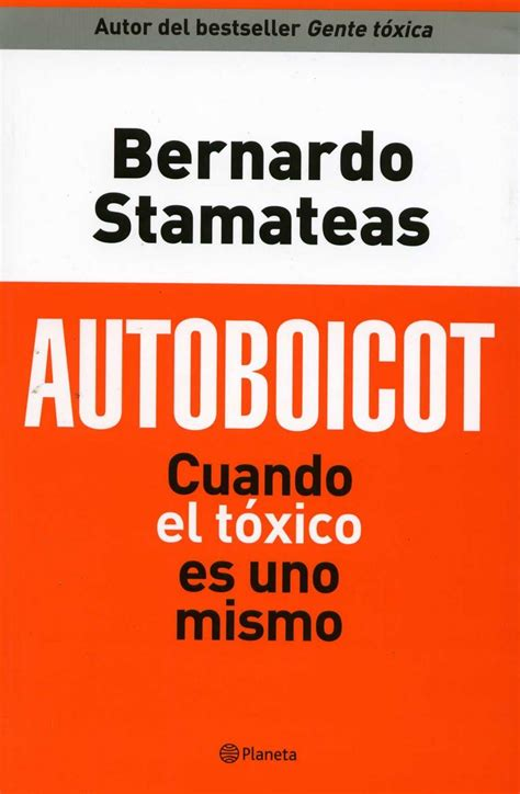 autoboicot por bernardo stamateas descargar pdf biblioteca mi colecci 243 n de libros