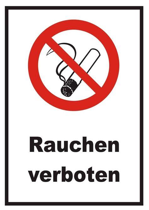 Aufkleber Keine Werbung Erlaubt by Die Besten 25 Rauchen Verboten Ideen Auf