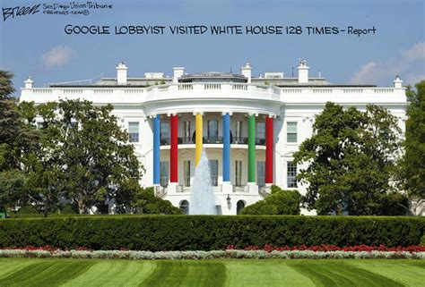 google white house google lobbyists white house visits