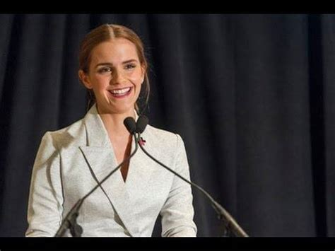emma watson gender equality speech dundee crown students on a global mission for girls education