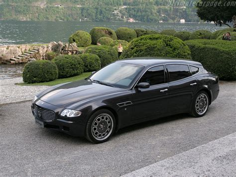 Maserati Quattroporte Bellagio Fastback Badass Cars