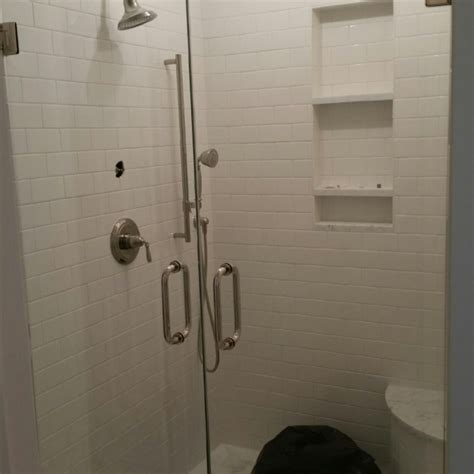 Installing Frameless Shower Door Frameless Shower Doors Custom Glass Shower Doors Atlanta Ga