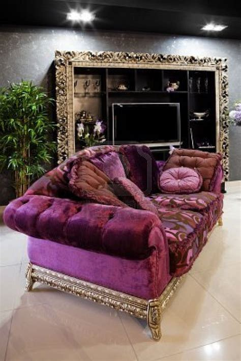 purple color sofa 127 best images about purple living room ideas on