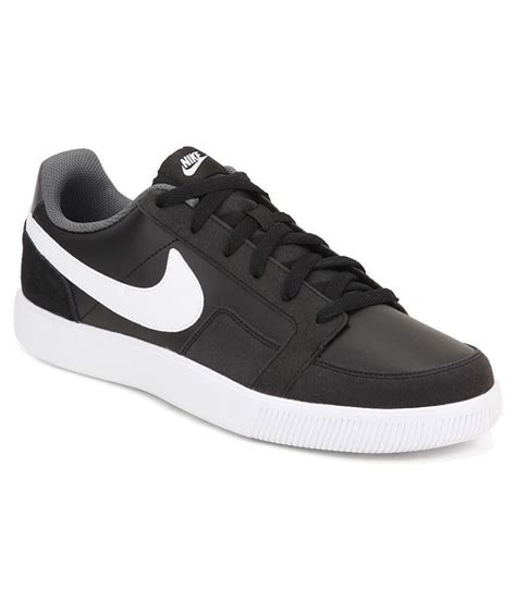 dynasty shoes nike dynasty lite low black casual shoes price in india