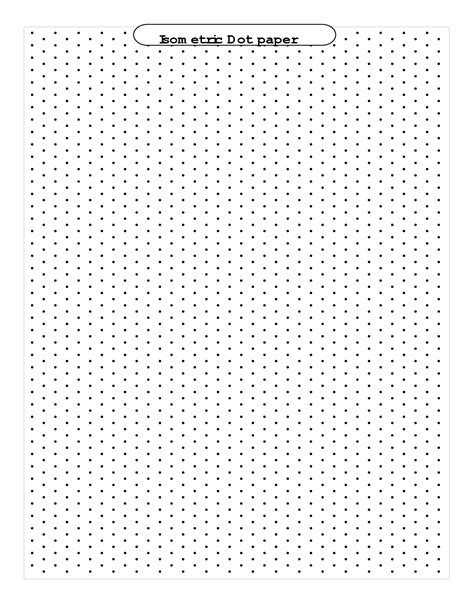 printable scale isometric dot paper best photos of dot grid paper printable printable dot