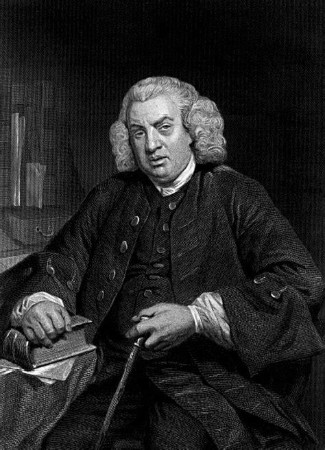 Samuel Johnson the blagger s guide to samuel johnson a of