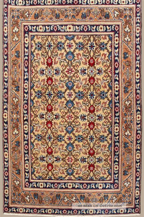 persischer teppich persischer teppich ca 155 x 110 cm fachm 228 nnisch gereinigt