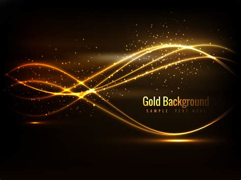 free vector gold background vector art graphics free vector beautiful gold background vector art