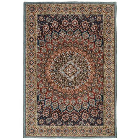 Mohawk Home Area Rugs Mohawk Home Karastan Studio Wanderlust Hase Gold 8 Ft X 11 Ft Area Rug 000781 The Home Depot