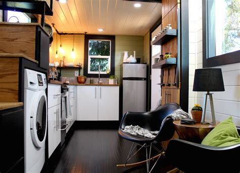 tiny heirloom homes sleek modern tiny house swoon