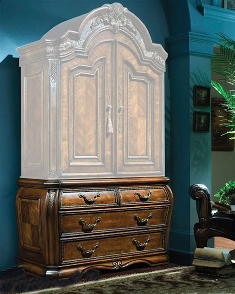 armoire base aico armoire base oppulente in sienna spice ai 67080b 52