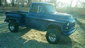 4x4 Truck Accessories Albuquerque Sell New 1957 Chevy Truck 4x4 Custom Classic Truck In
