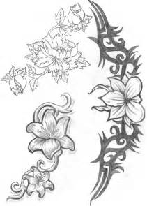 Tribal Flower Drawings Images &amp Pictures  Becuo sketch template