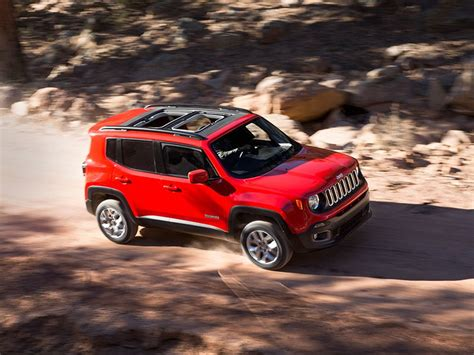 jeep renegade sunroof 10 best new crossovers under 20 000 autobytel com