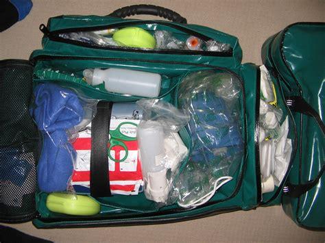 east durham community responders kit bag