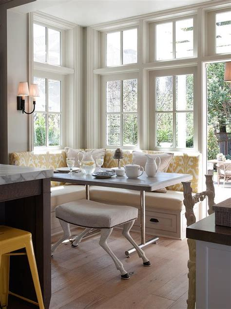 banquette cushions design ideas