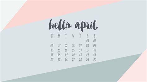 design desktop calendar desktop wallpapers calendar april 2016 wallpaper cave