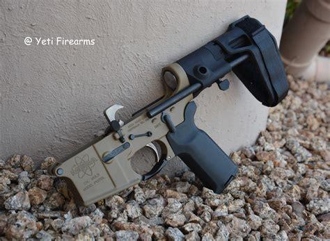 X-Werks Mega Arms Pistol AR-15 Lower Maxim Stoc... for sale