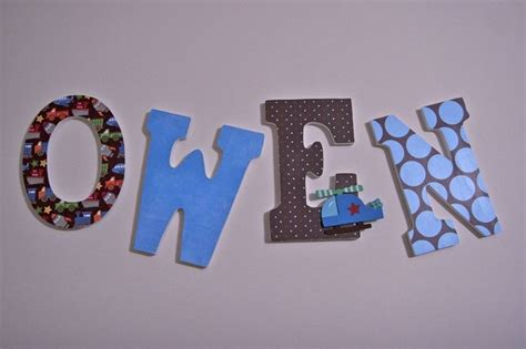 How To Decoupage Wooden Letters - 1000 ideas about decoupage letters on bow