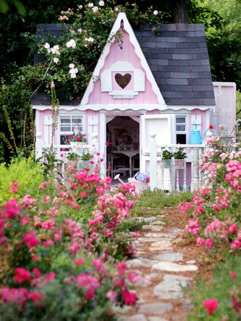 build  beautiful playhouse hgtv