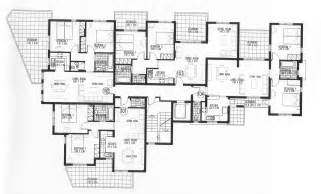 Modern Roman Villa Floor Plan by Villa House Plans Modern House