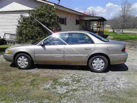 2001 Buick Century Mpg Purchase Used 2001 Buick Century Custom Sedan In Vinemont