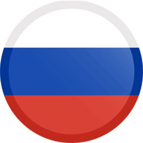 russia flag vector country flags